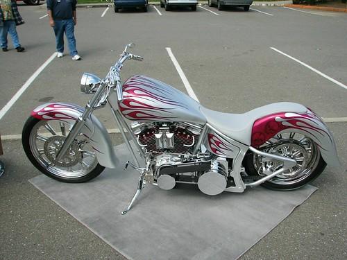 2005 Custom Motorcycle 1