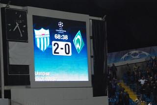 Anorthosis 2 - Werder Bremen 2