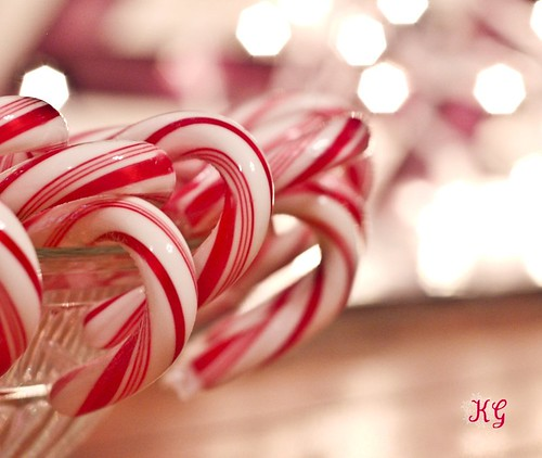 The Real Beauty Of The Candy Cane....