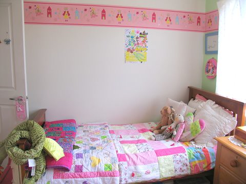 Bella's room