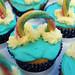 Cupcakes: Rainbow
