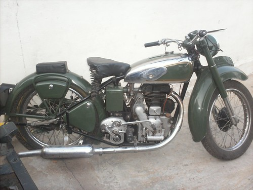 Royal enfield 1938