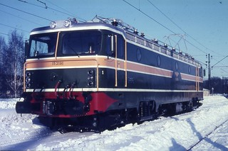 ASEA's El 15 2191 for NSB 1967