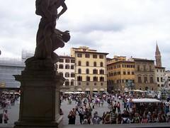 Piazza della Signoria trip planner