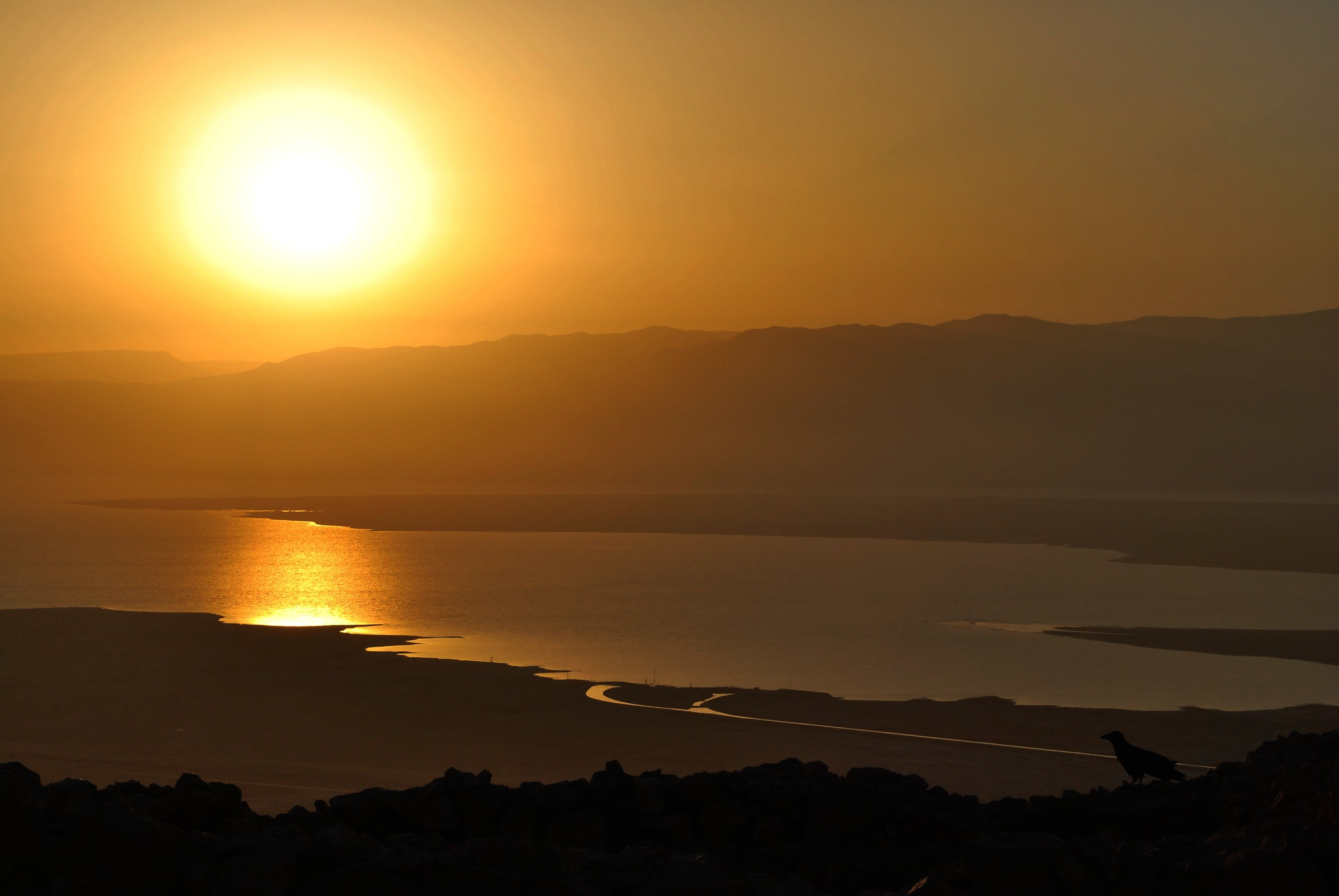 Sea Of Galilee Sunrise Sunset Times