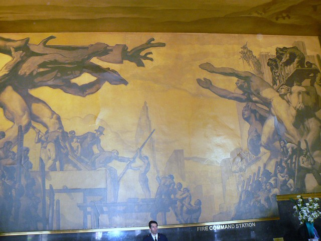 Mural de diego rivera en rockefeller building explore for Diego rivera mural new york rockefeller