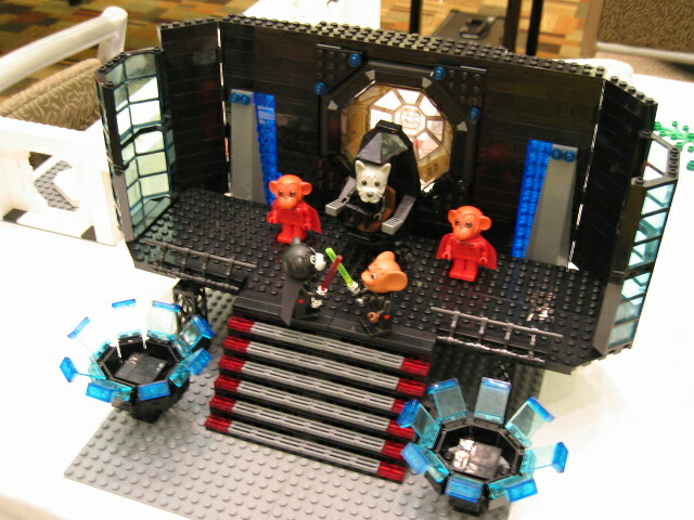[LEGO] Créations d'oeuvres célèbres - Page 15 2613936043_c32486b93d_z