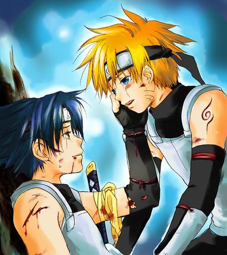 Naruto X Sasuke Ifeel Sick 0.o