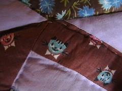 Vintage Cat Fabric