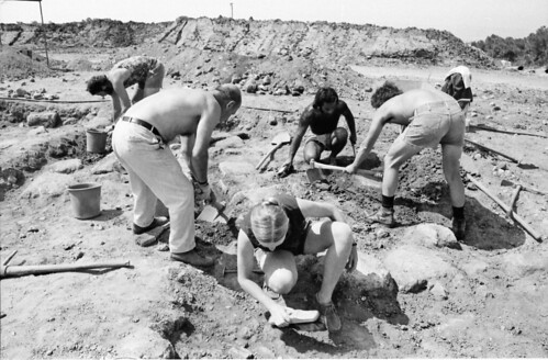 1975-BW-03 Gvat excavation 1975