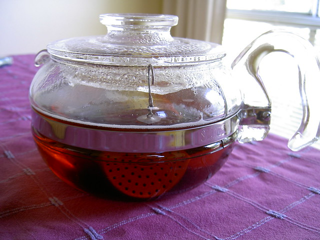Bezt Glass Teapot Uk