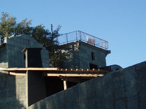 house wall texas marblefalls cottonwoodshores