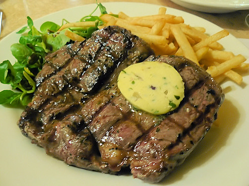 Cafe Rouge Steak