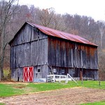 Barn along Ohio 145