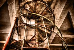Rusty Stairs II
