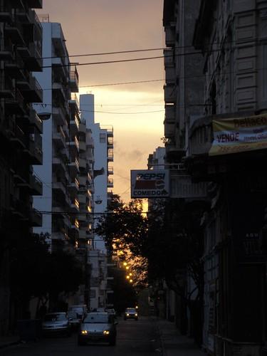 santafe argentina sunrise dawn alba amanecer rosario callerioja