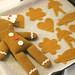 Ginger the rag-gingerbread girl by Kitty Vane