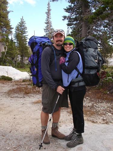 Us- happy hikers
