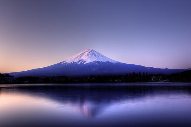 Rainbow Fuji