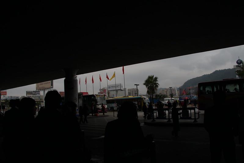 Hello, Shenzhen!