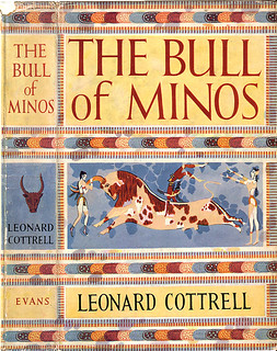 The Bull of Minos by Leonard Cottrell