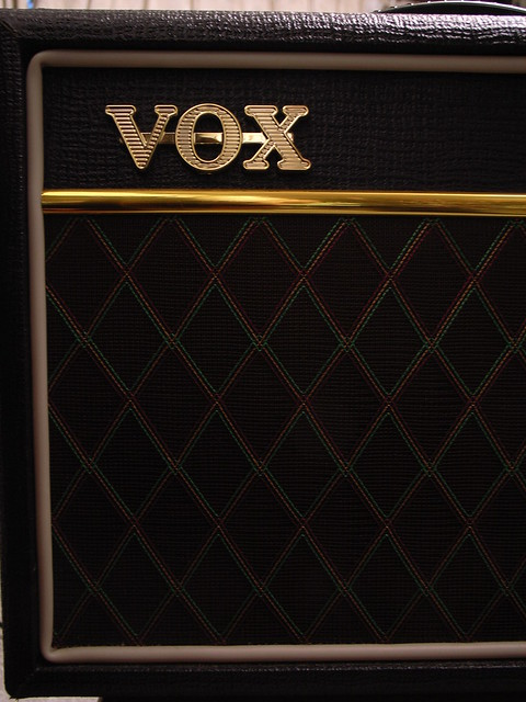Photo:VOX guitar amp By matsuyuki