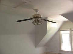 wing(0.0), daylighting(1.0), light fixture(1.0), ceiling fan(1.0), ceiling(1.0), mechanical fan(1.0), lighting(1.0),