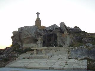 Porto do Son: piden alumeado no santuario da Virxe do Carme de Nadelas