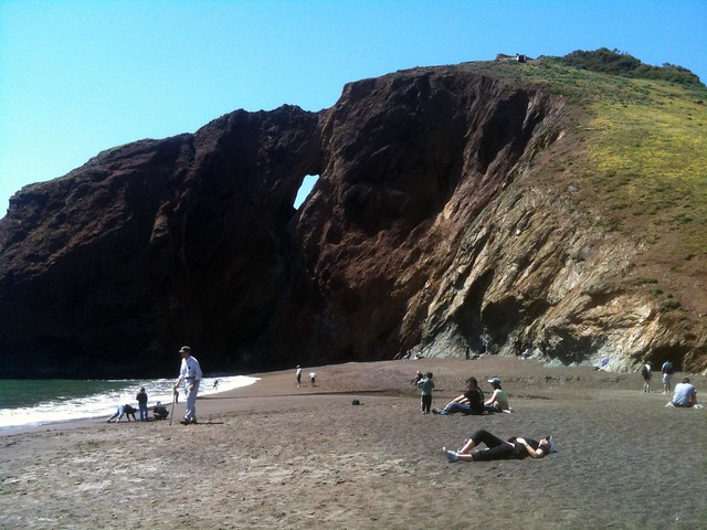 Tennessee Valley, Marin Headlands