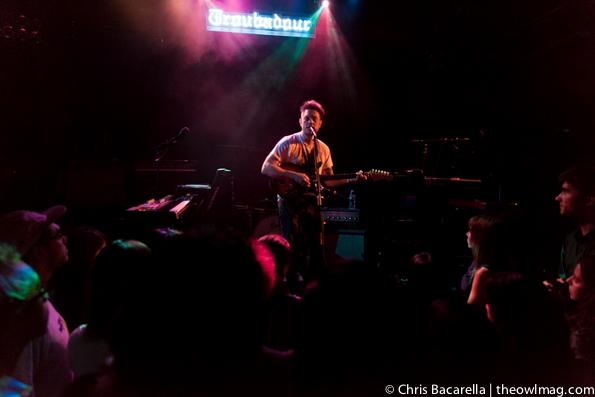 Avid Dancer @ Troubadour, LA 3/6/14