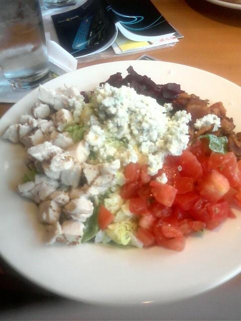 Cobb Salad At California Pizza Kitchen Flickr Photo Sharing