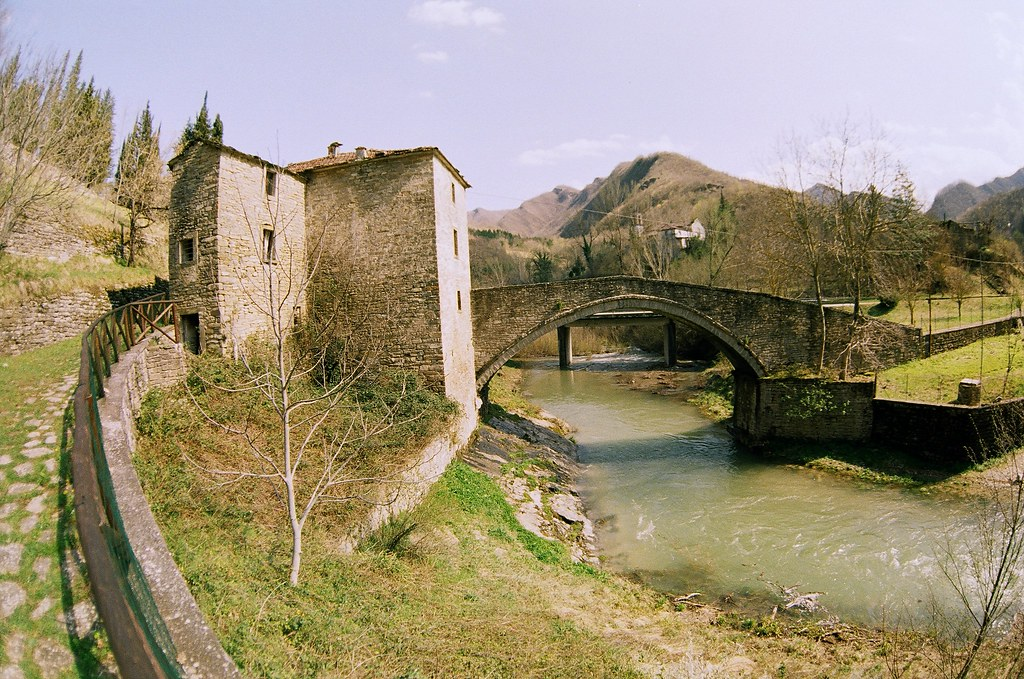 Diga Di Ridracoli Forlì Cesena Italy Tripcarta