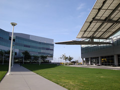 Yahoo! INC main campus