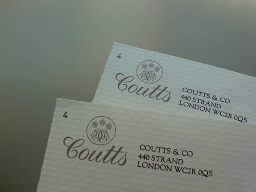 a brace of coutts