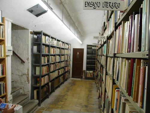 Cementiri dels llibres oblidats - Llibreria Cervantes (Barcelona)