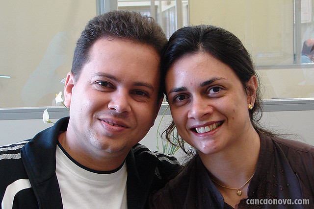 Entrevista com m rcio mendes e rose marry flickr photo for Muralha e sua esposa