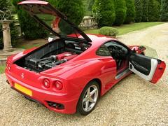 race car(1.0), automobile(1.0), vehicle(1.0), automotive design(1.0), ferrari f430(1.0), ferrari f50(1.0), ferrari 360(1.0), ferrari s.p.a.(1.0), land vehicle(1.0), luxury vehicle(1.0), supercar(1.0), sports car(1.0),