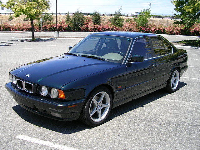 1995 bmw 540i 004 flickr photo sharing. Black Bedroom Furniture Sets. Home Design Ideas
