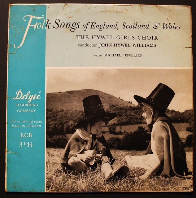 Folk Songs of England Scotland and Wales