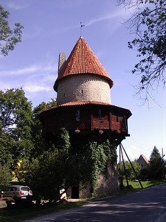 Estonia. The Old Tower.