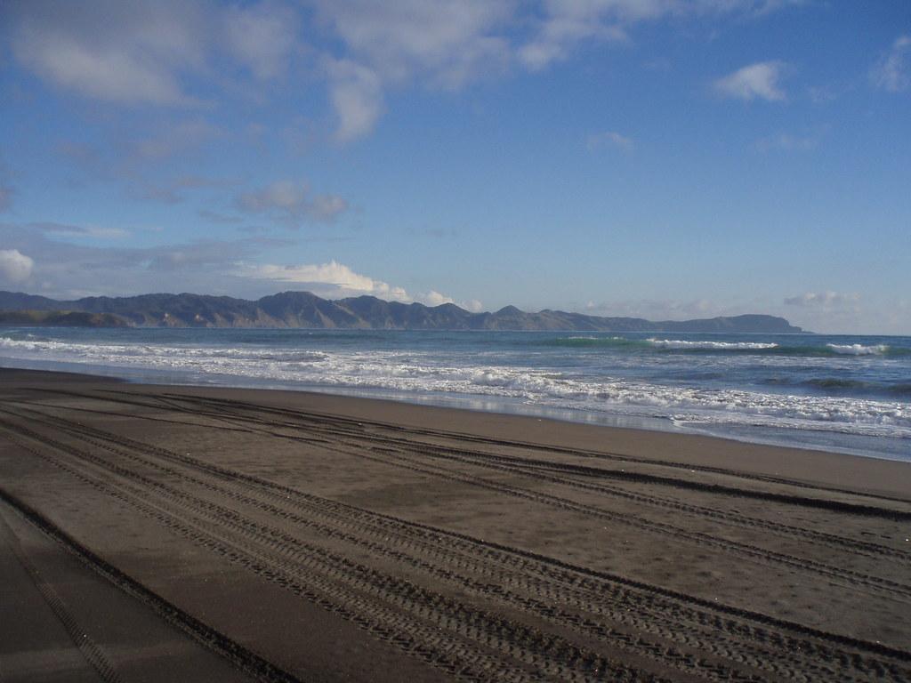 кафия пляж