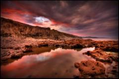 OGMORE -THE DEVILS FLAMING SUNRISE
