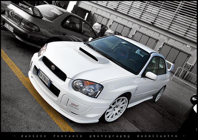 Subaru SPEC - monza