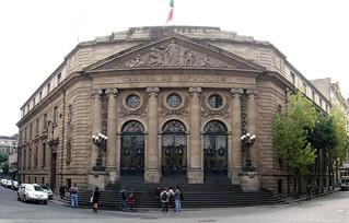 La antigua Cámara de Diputados