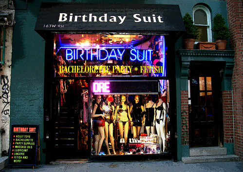 Birthday Suit NYC