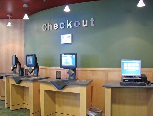 Self Checkout Stations Branch Pearl Avenue Event