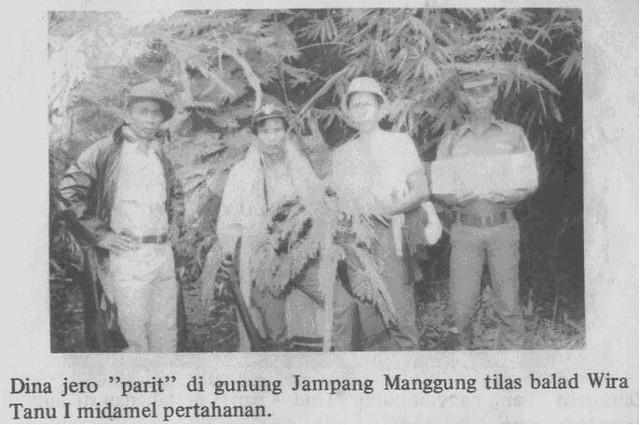 Tempat Persembunyian di Jampang
