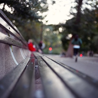 On a Long Bench