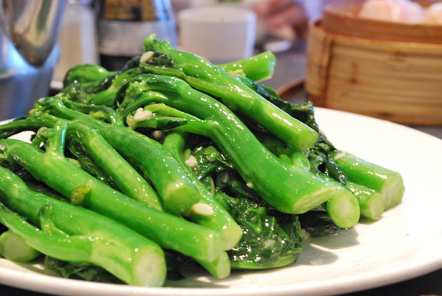 Gai lan | Asian Vegetables to Grow in Your Garden This Autumn | FineChoiceFoods.com