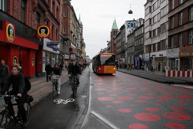 Nørrebrogade Buszone 2